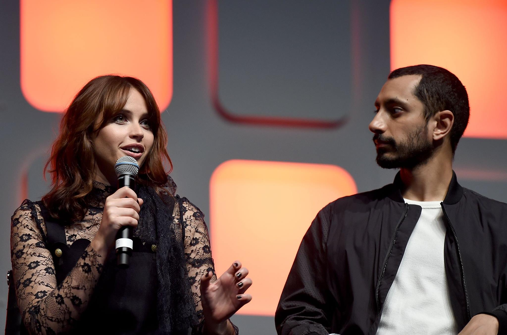 Rogue One Star Wars Celebration 4