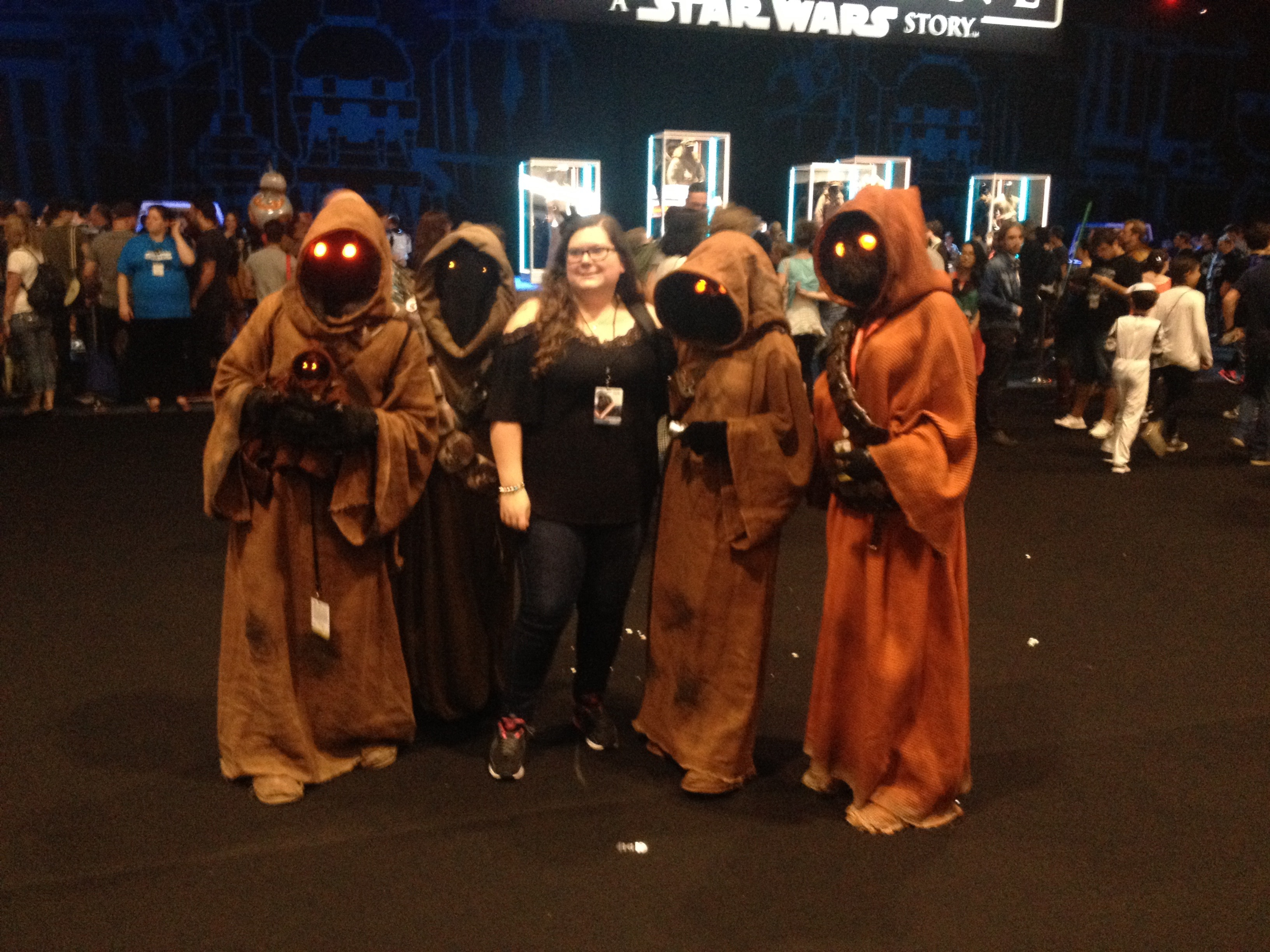 Star Wars Celebration Cosplay and Exposition 10