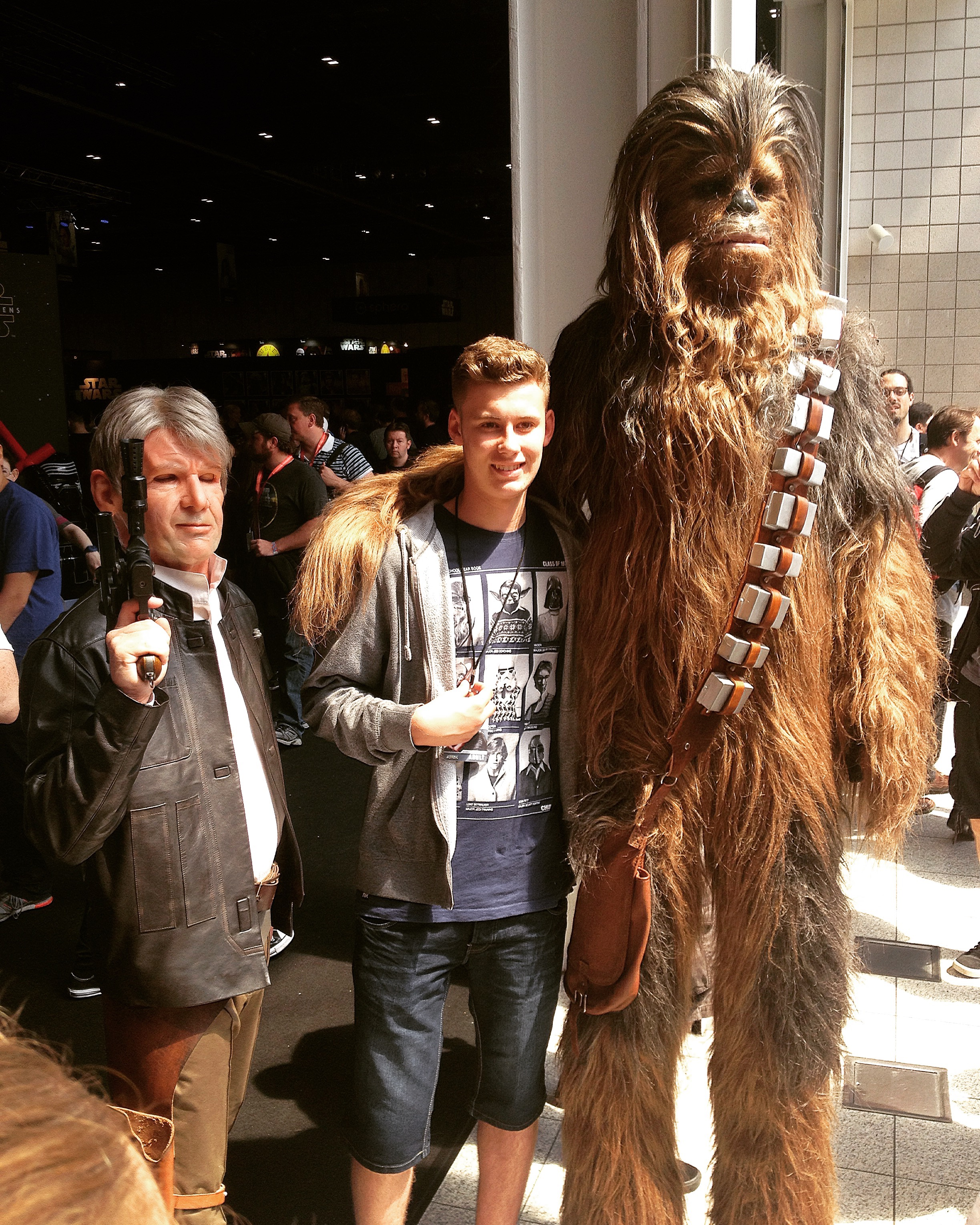 Star Wars Celebration Cosplay and Exposition 12