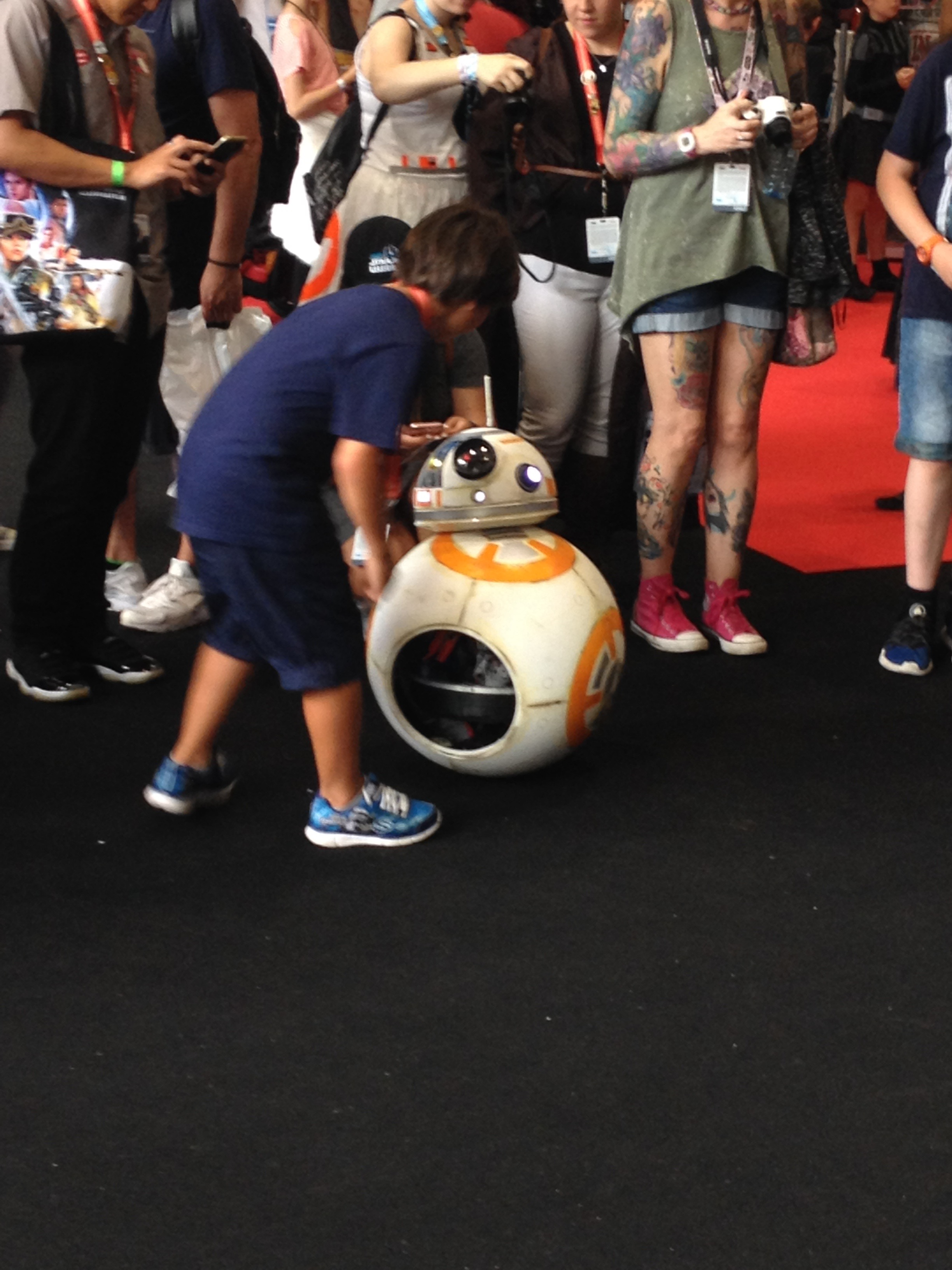 Star Wars Celebration Cosplay and Exposition 14