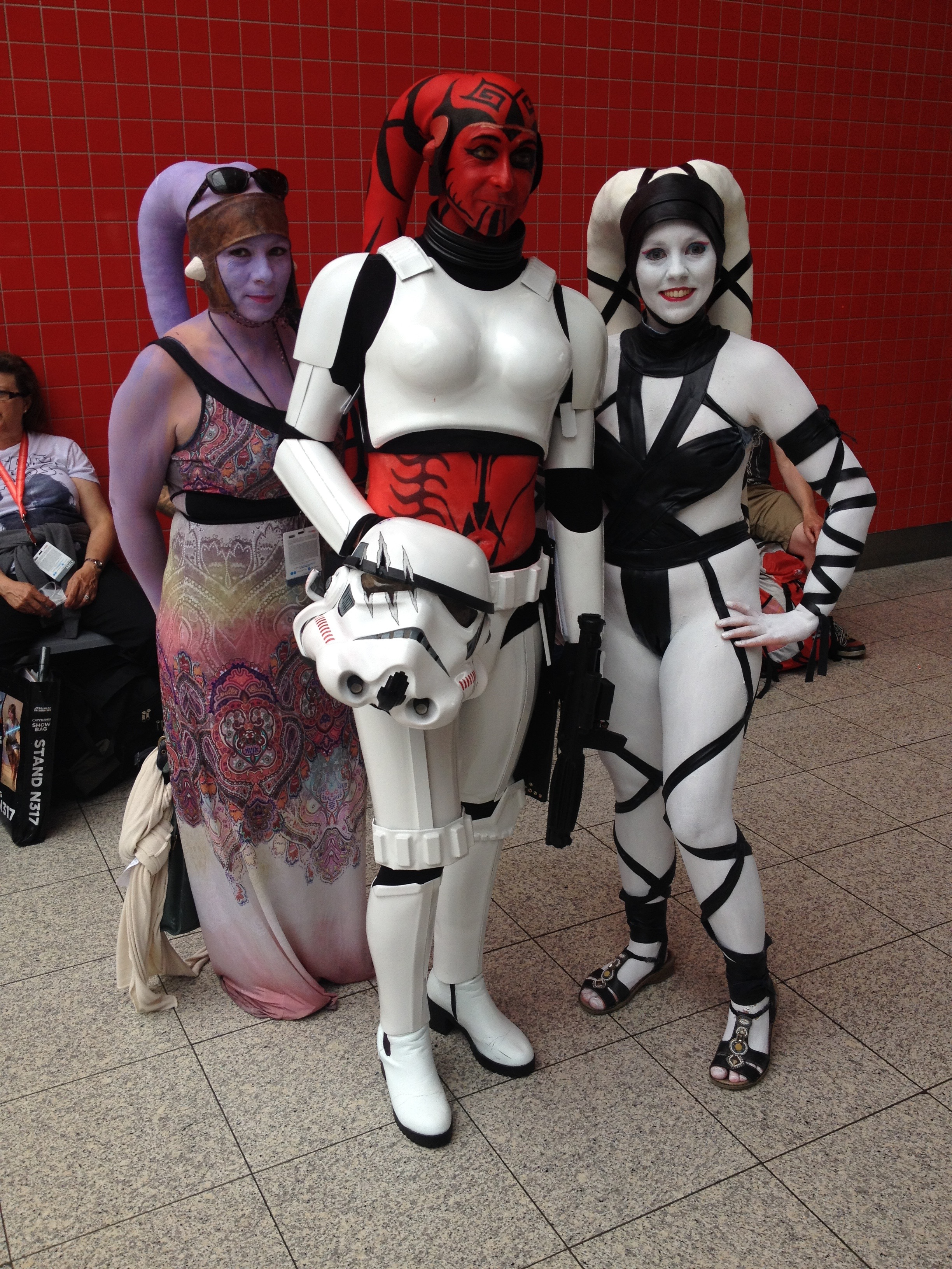 Star Wars Celebration Cosplay and Exposition 17