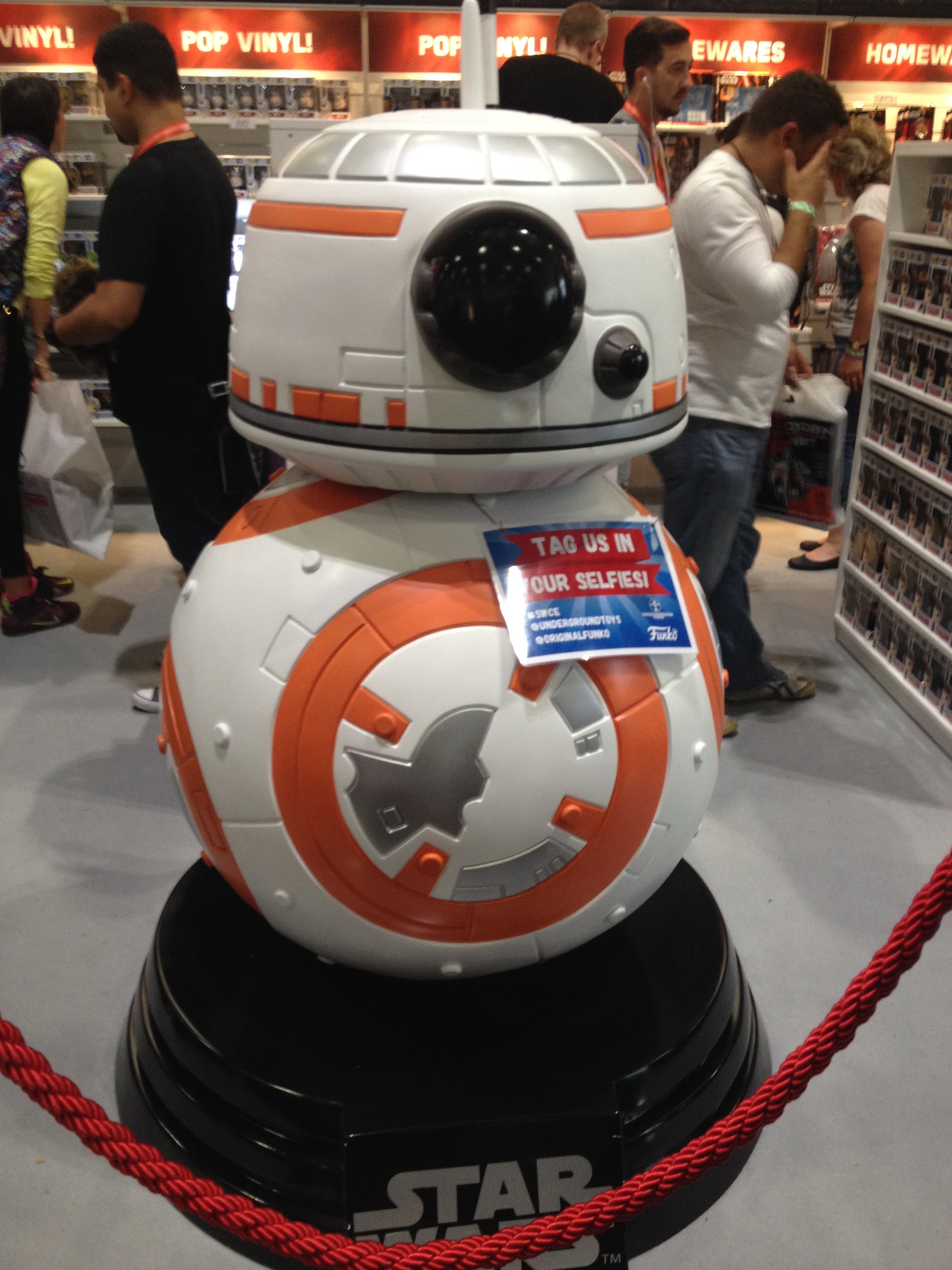 Star Wars Celebration Cosplay and Exposition 21