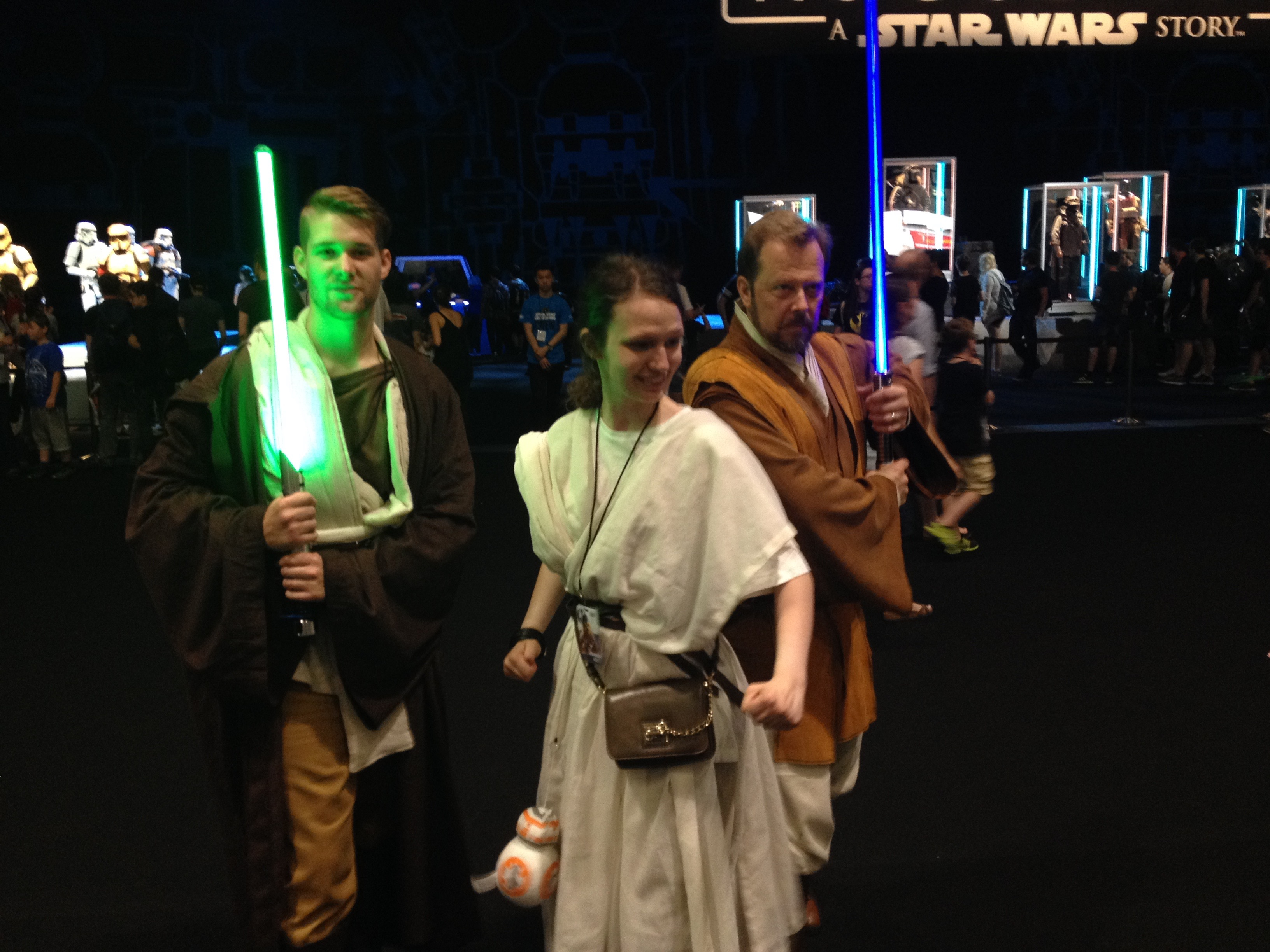 Star Wars Celebration Cosplay and Exposition 24