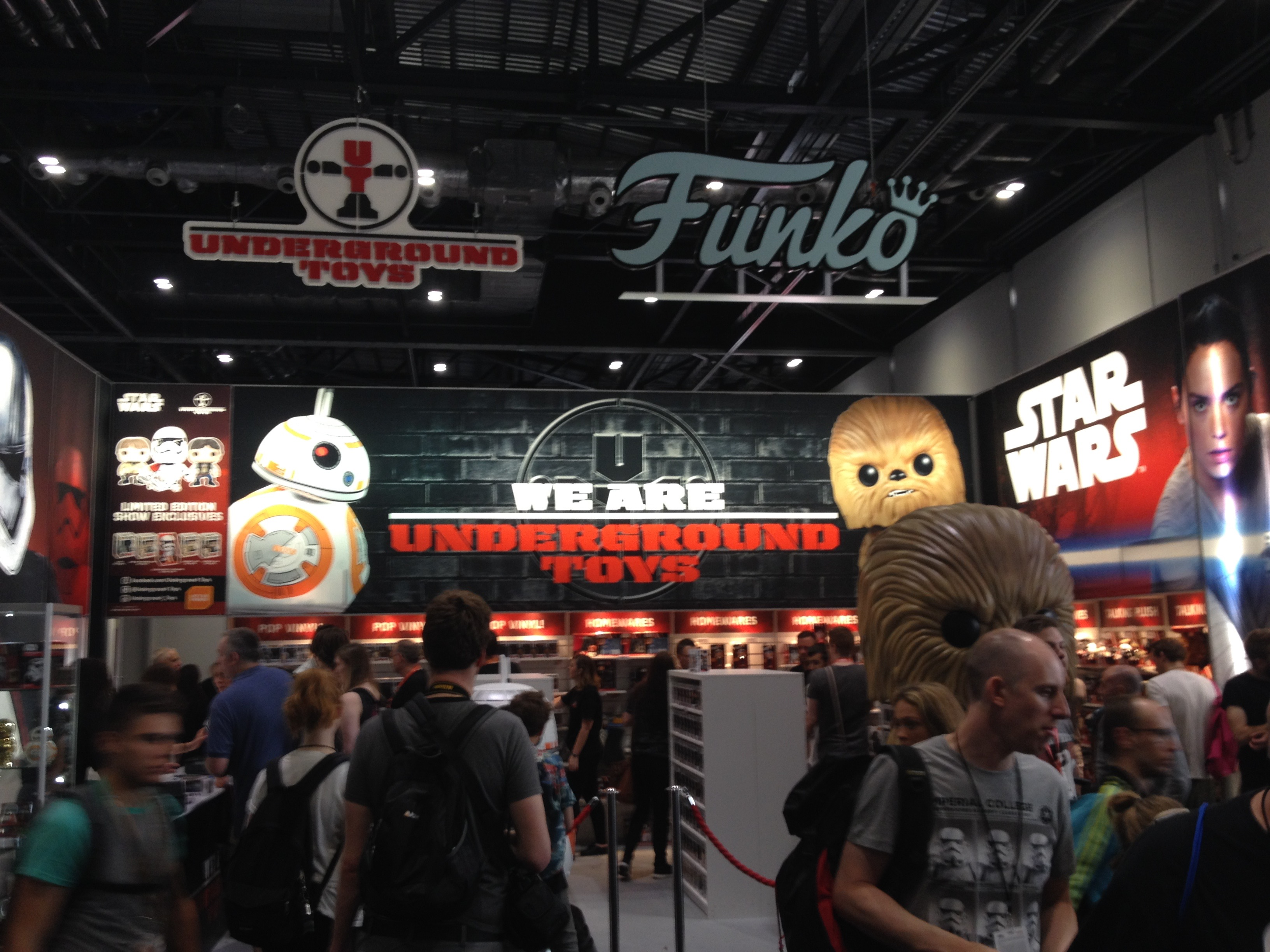 Star Wars Celebration Cosplay and Exposition 27
