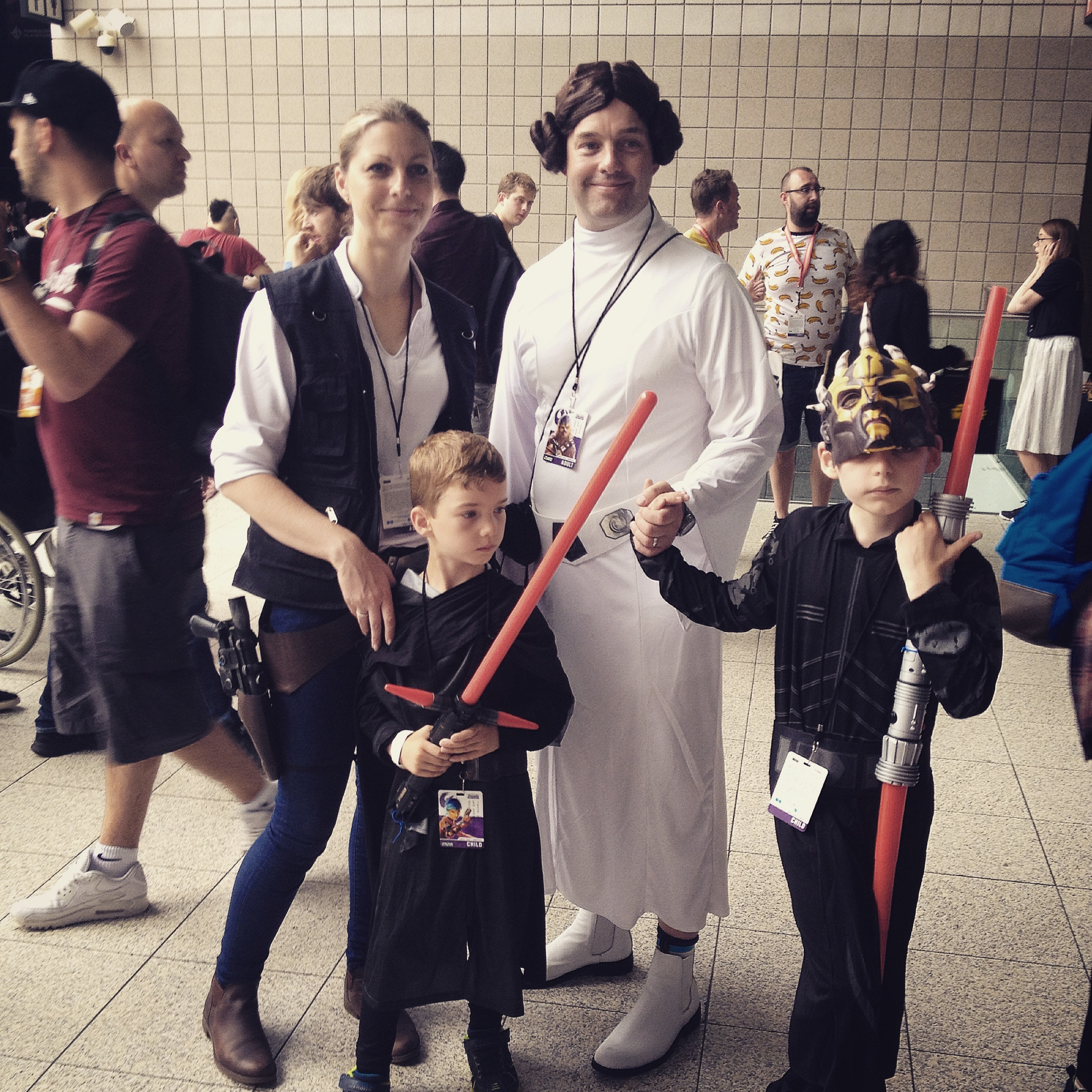Star Wars Celebration Cosplay and Exposition 30