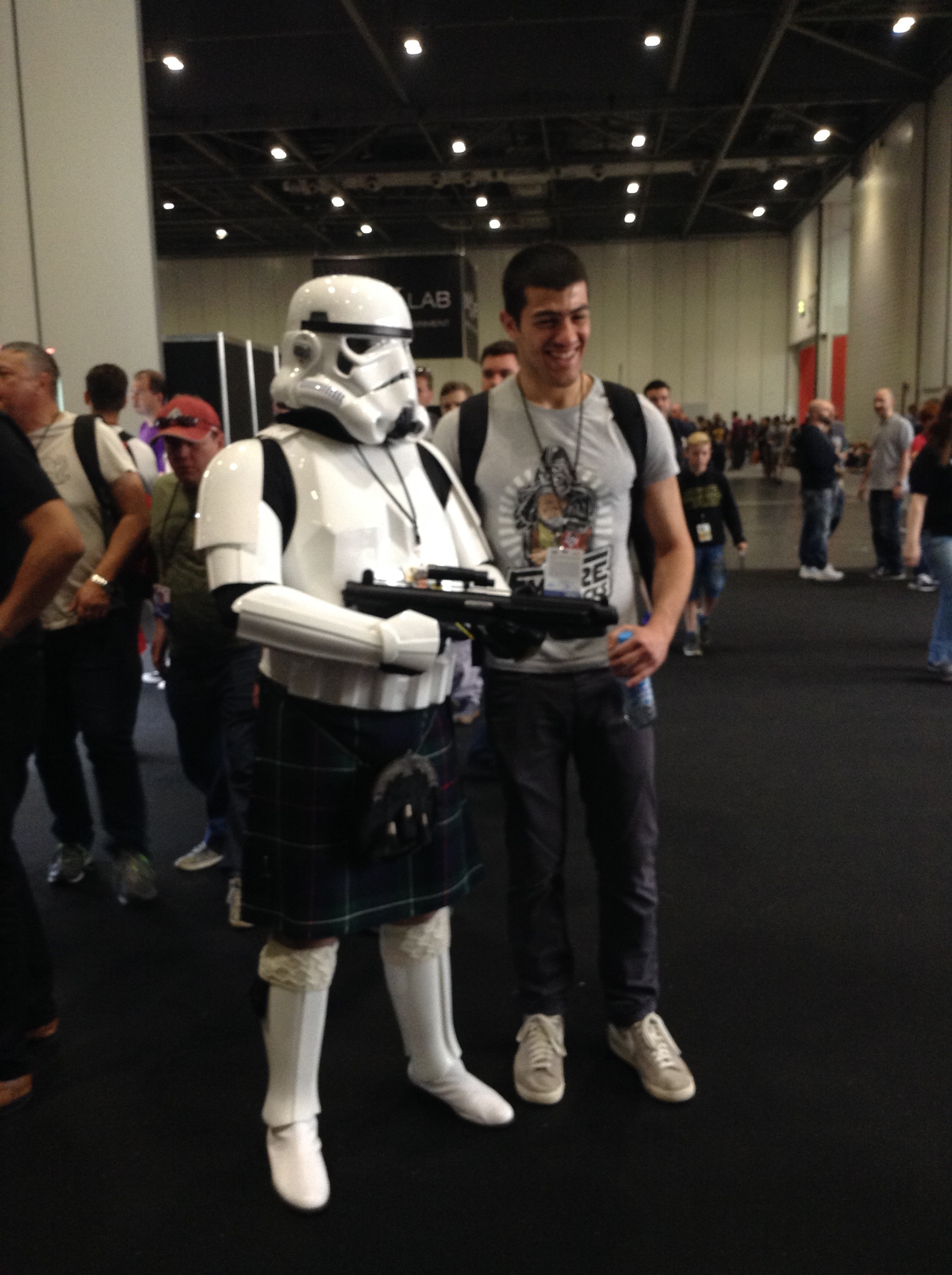 Star Wars Celebration Cosplay and Exposition 33
