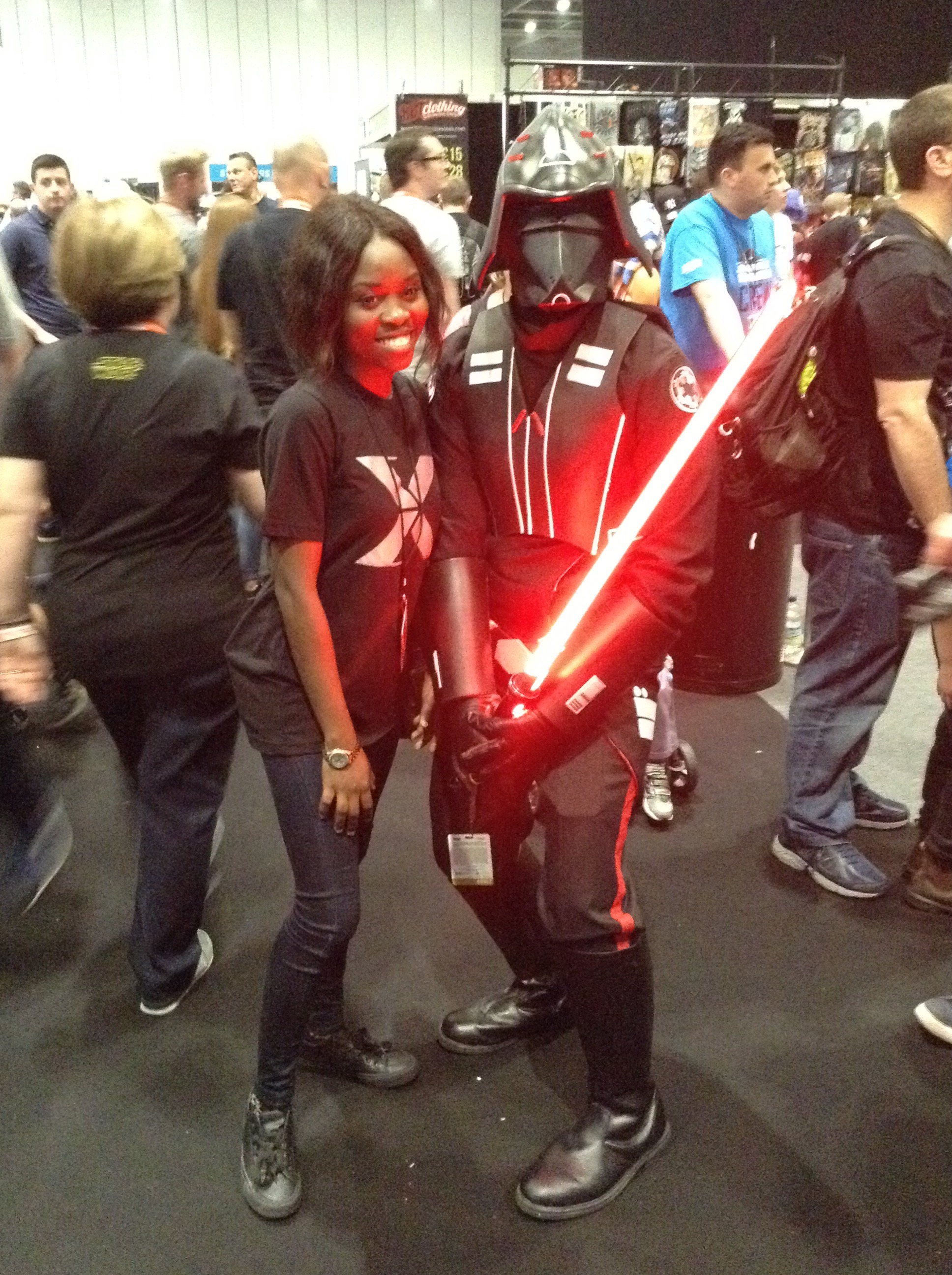 Star Wars Celebration Cosplay and Exposition 38