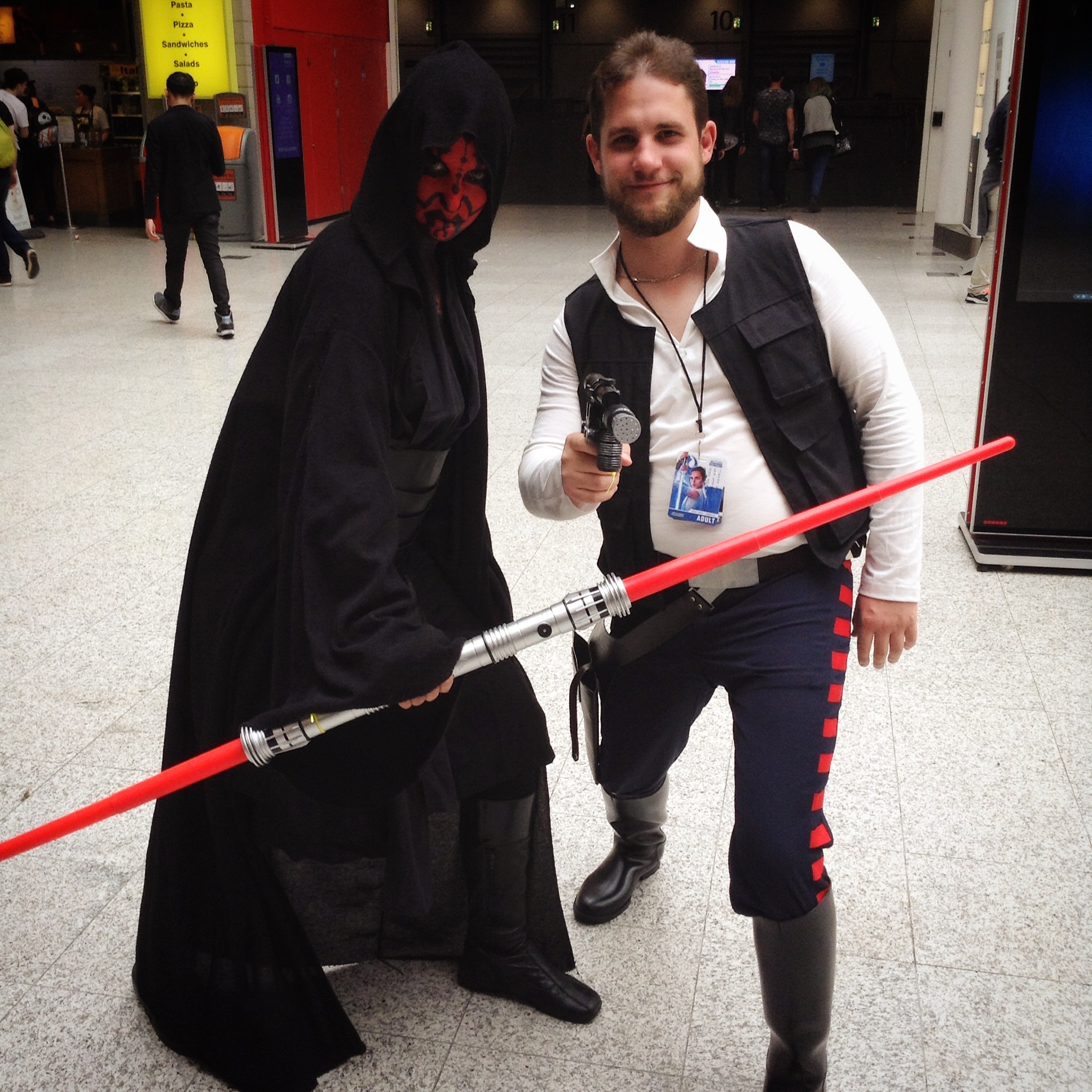Star Wars Celebration Cosplay and Exposition 45