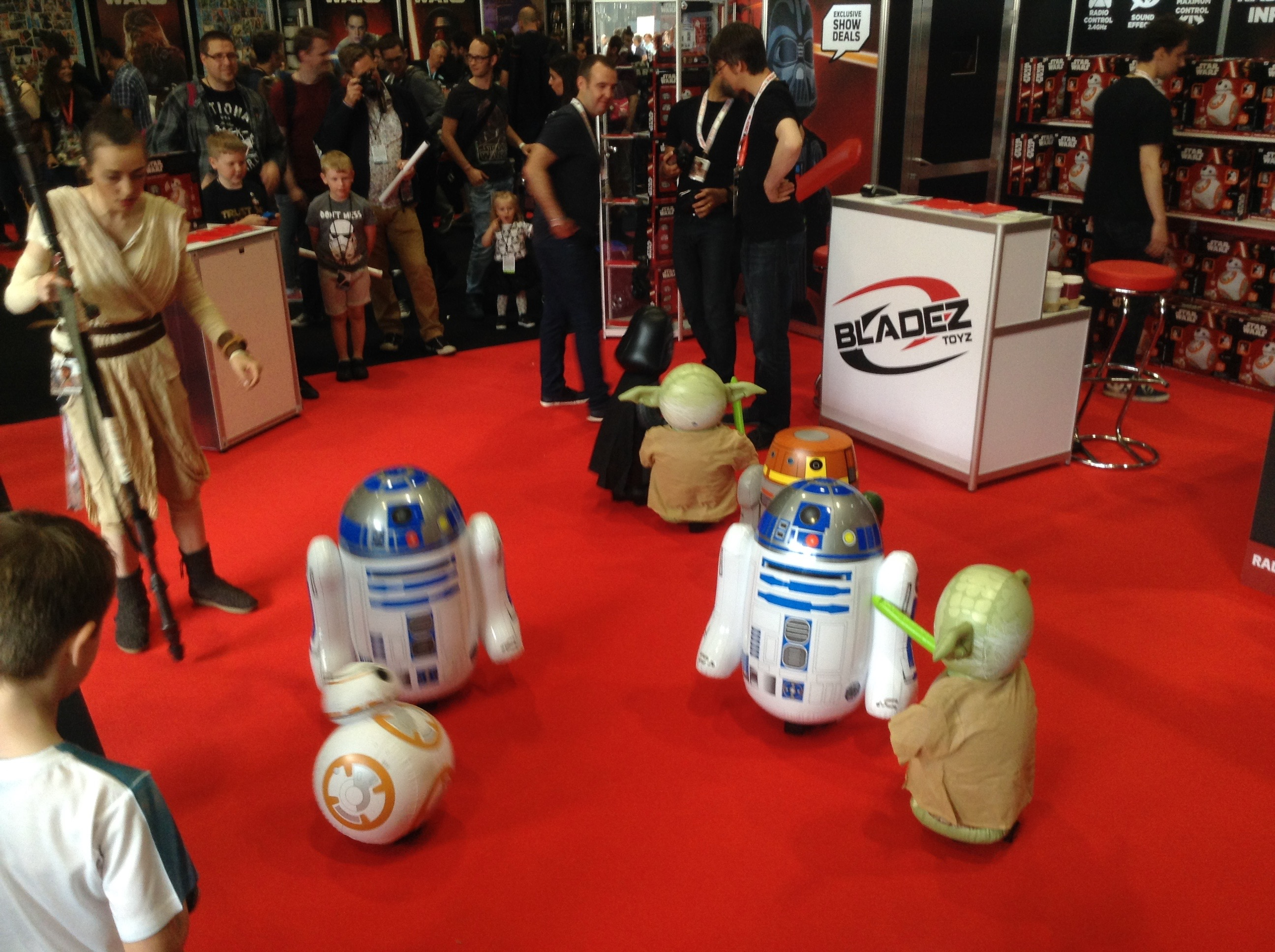 Star Wars Celebration Cosplay and Exposition 47