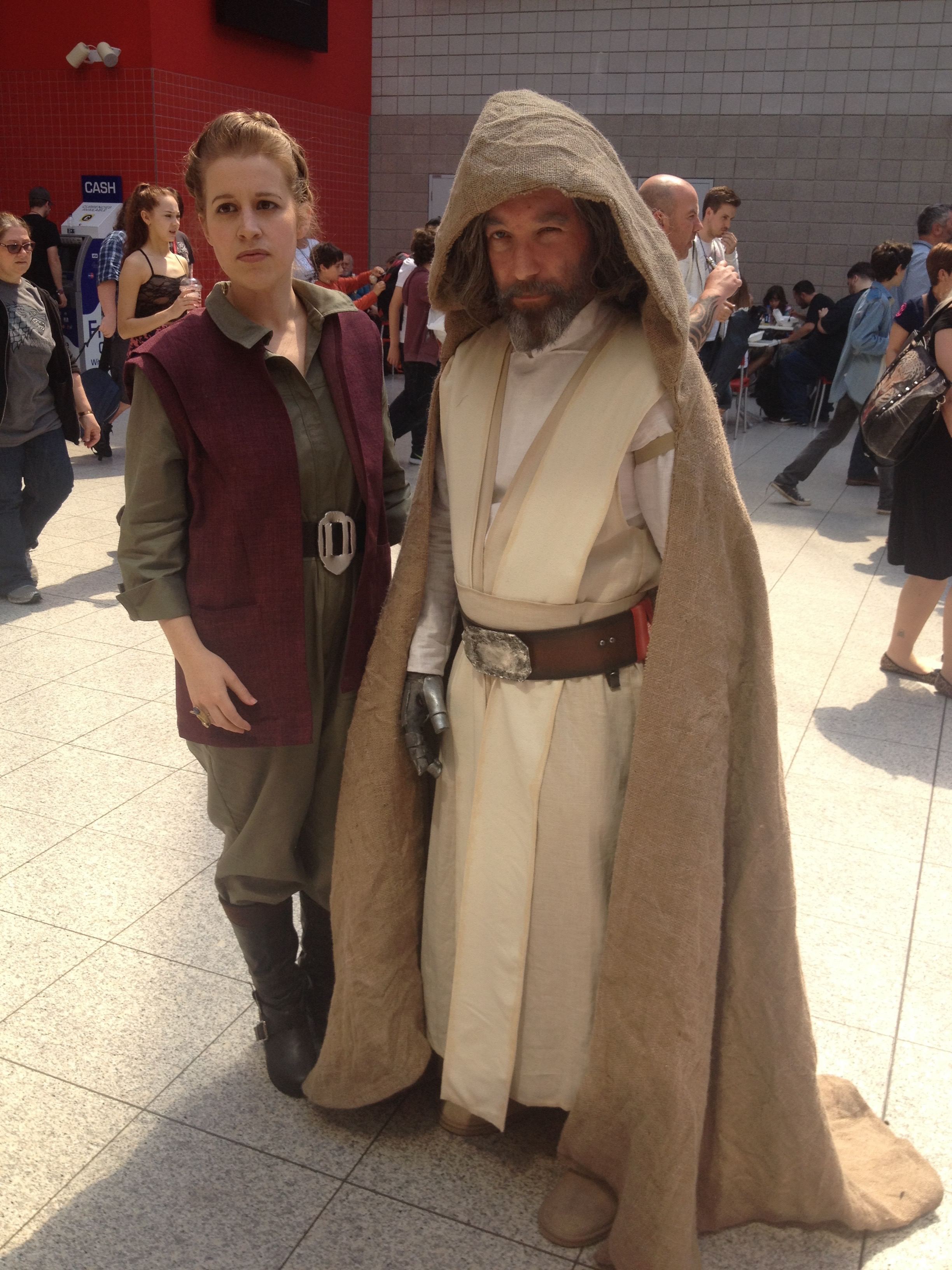 Star Wars Celebration Cosplay and Exposition 6