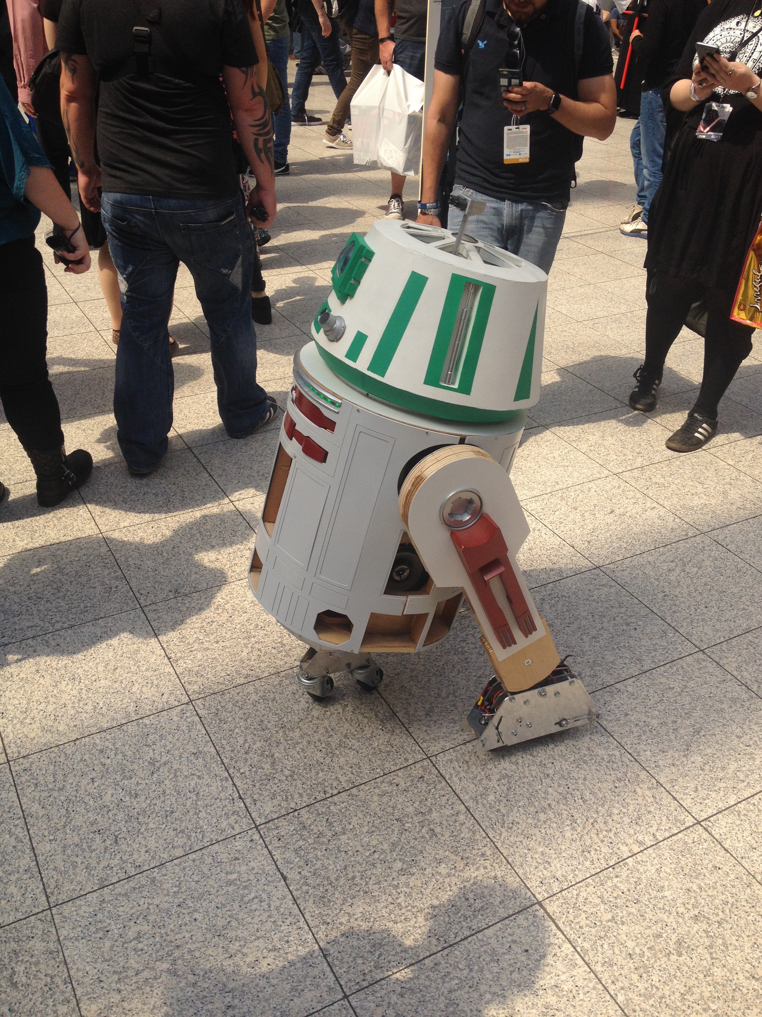 Star Wars Celebration Cosplay and Exposition 7