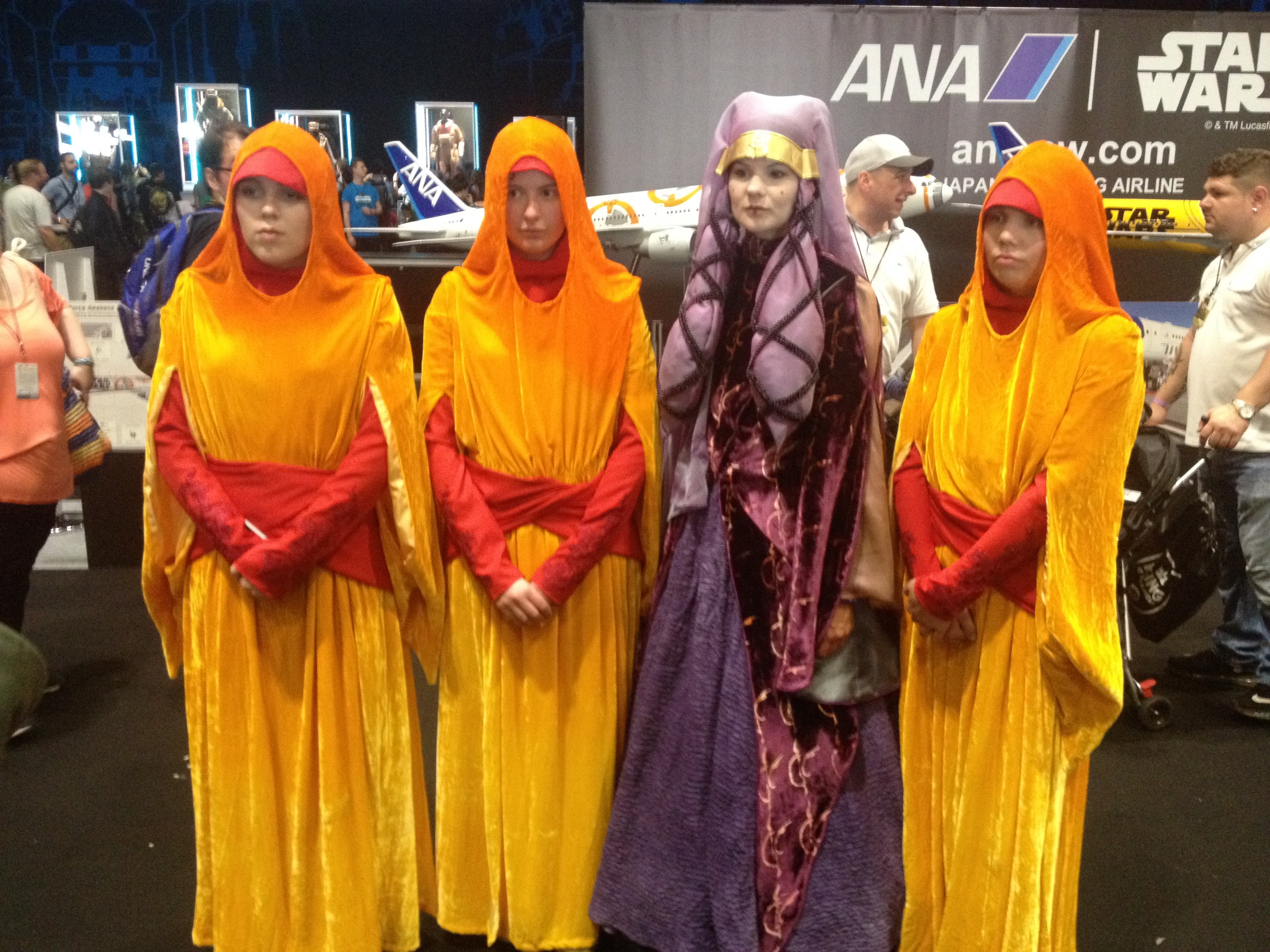 Star Wars Celebration Cosplay and Exposition 8