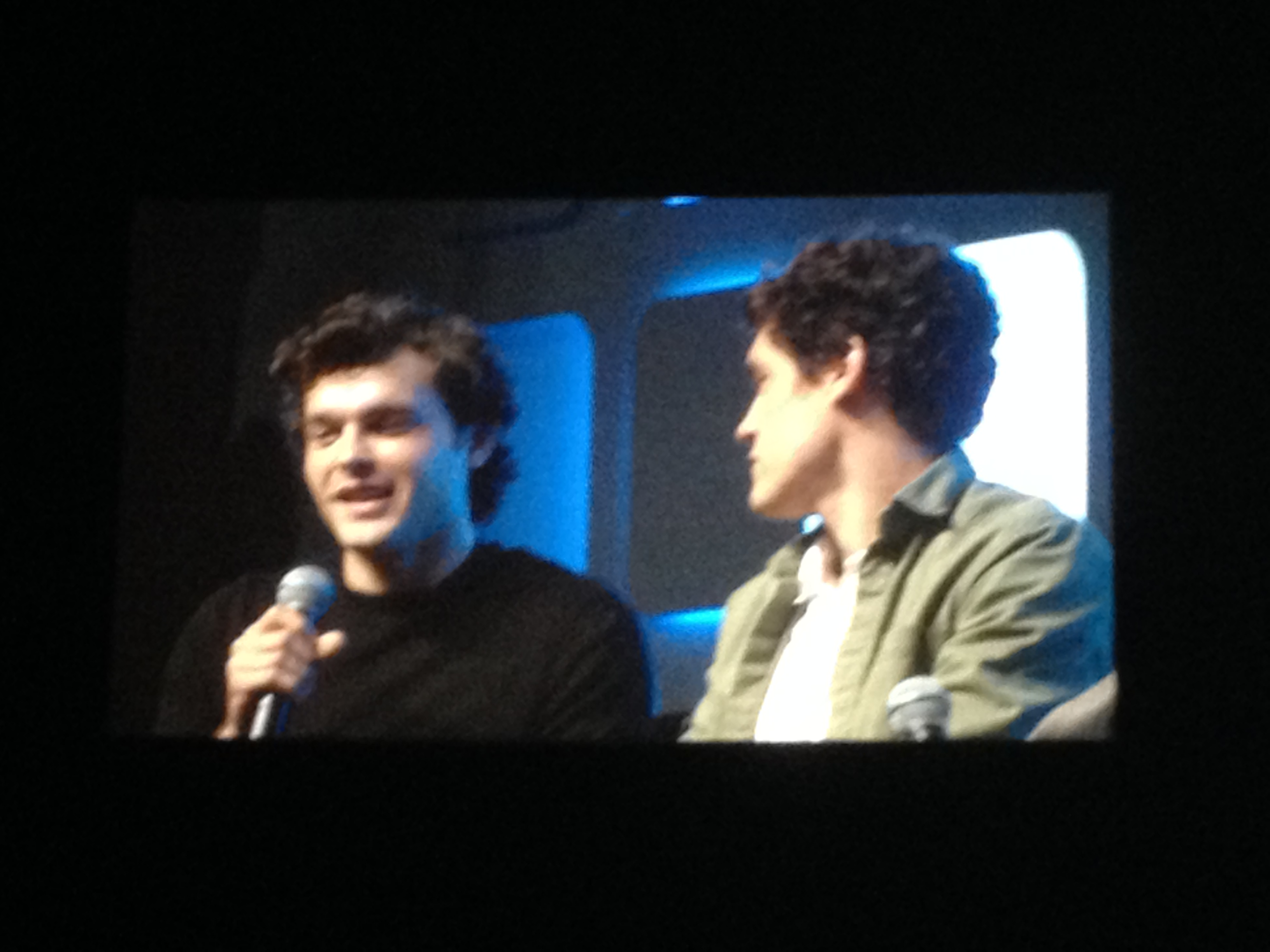 Star Wars Celebration Han Solo Movie 11