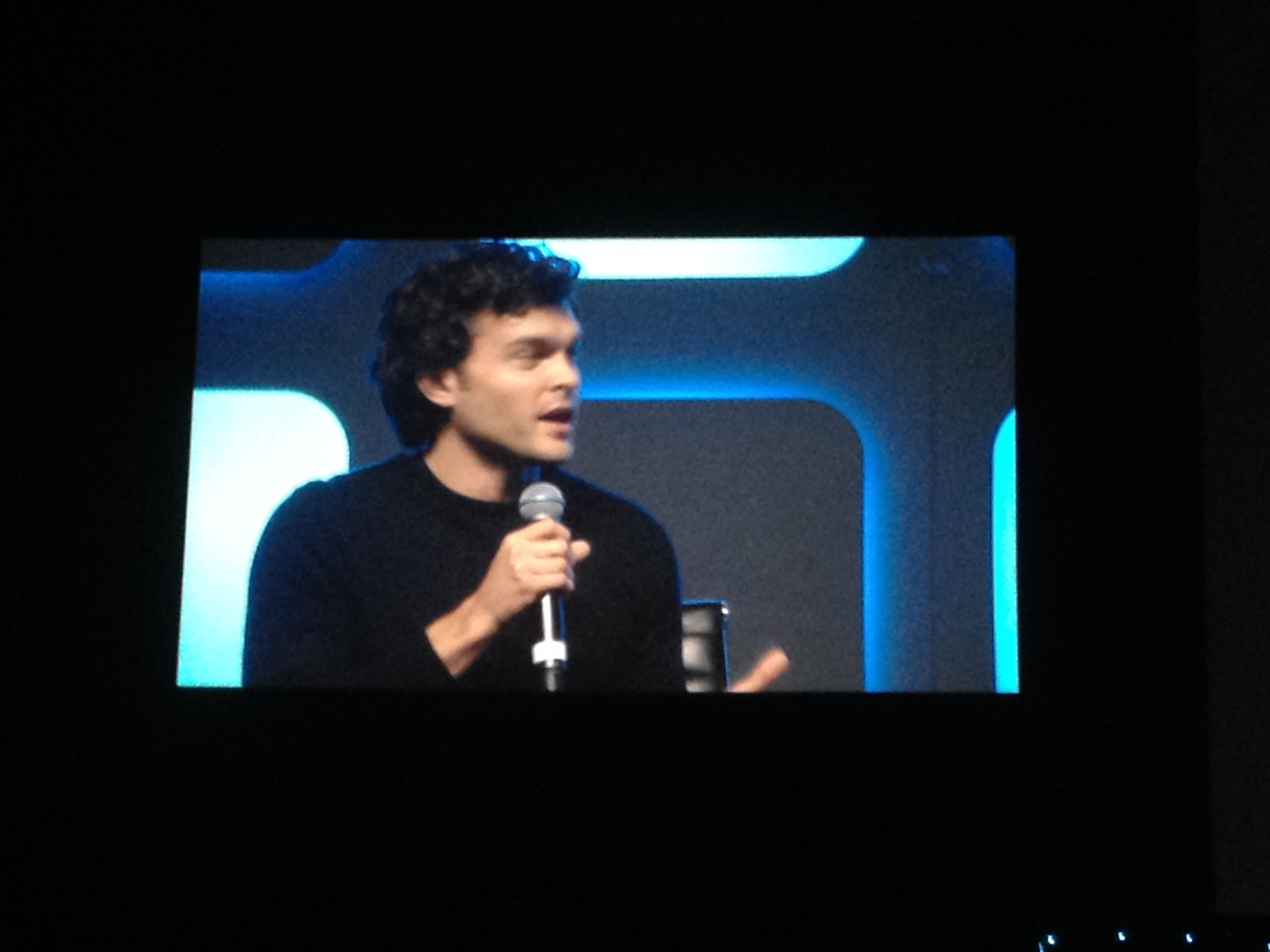 Star Wars Celebration Han Solo Movie 12
