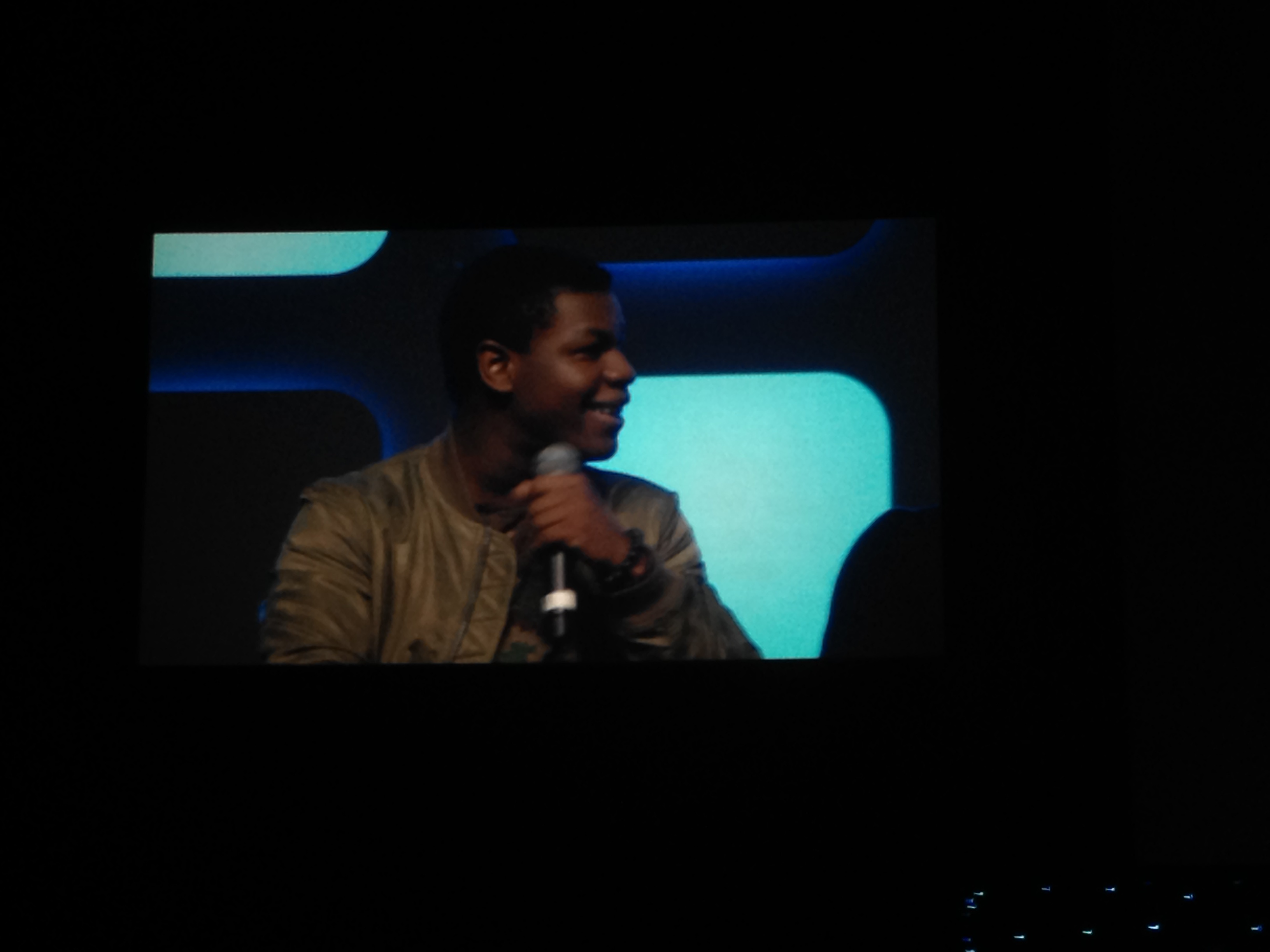 Star Wars Celebration Han Solo Movie 13