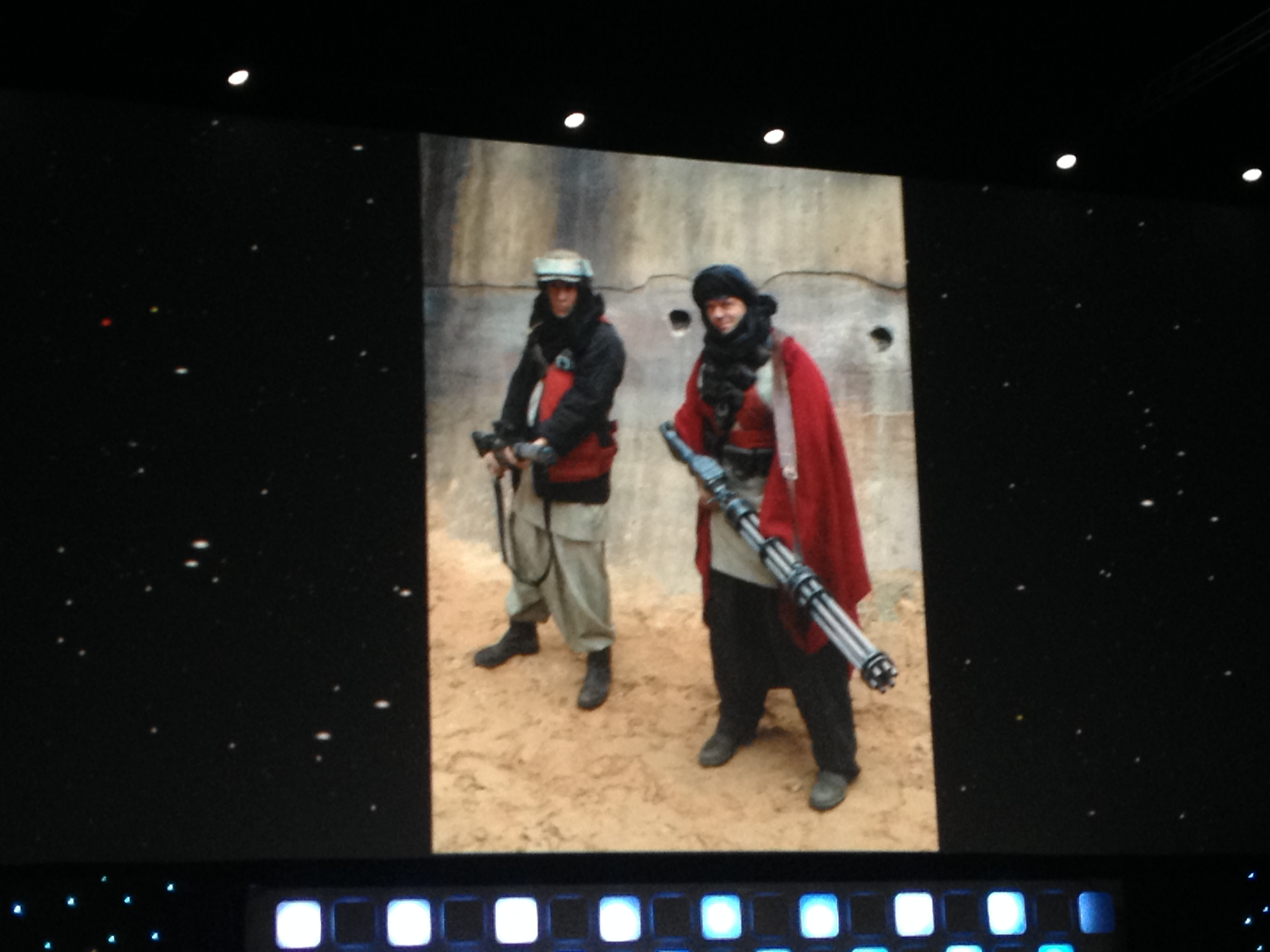 Star Wars Celebration Han Solo Movie 3