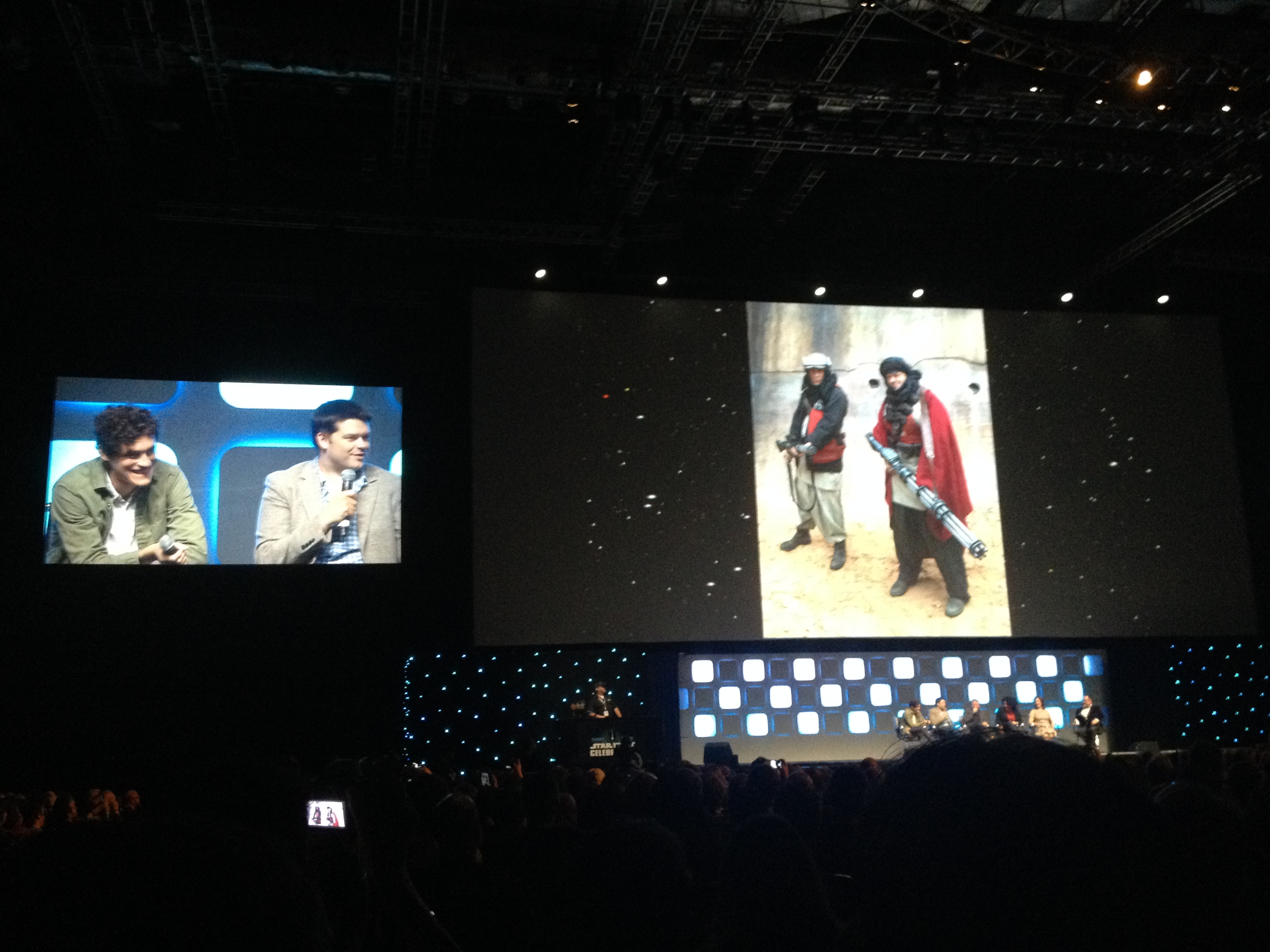 Star Wars Celebration Han Solo Movie 4