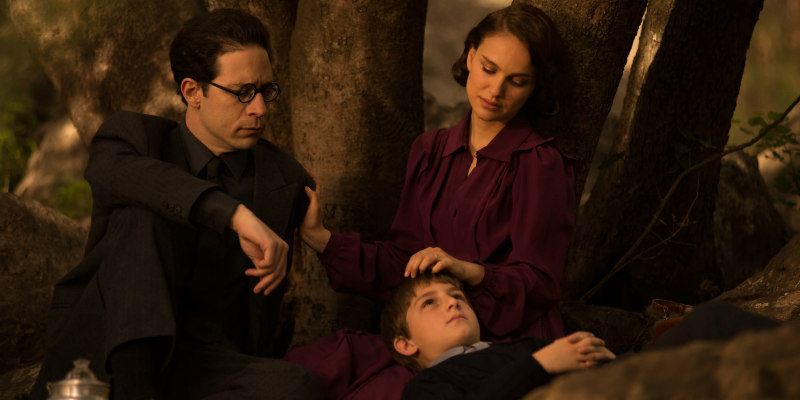 A Tale of Love and Darkness: il trailer del film diretto e interpretato da Natalie Portman