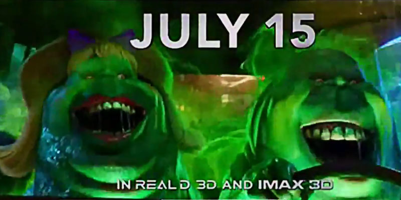 Ghostbusters – Il nuovo spot introduce Mrs Slimer?