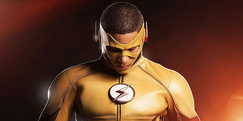 The Flash – Prime foto ufficiali di Keiynan Lonsdale con il costume di Kid Flash!