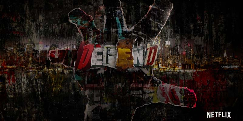 The Defenders – Primo teaser per il cross-over Marvel/Netflix