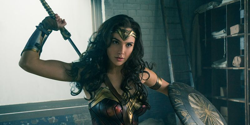 wonder woman trailer
