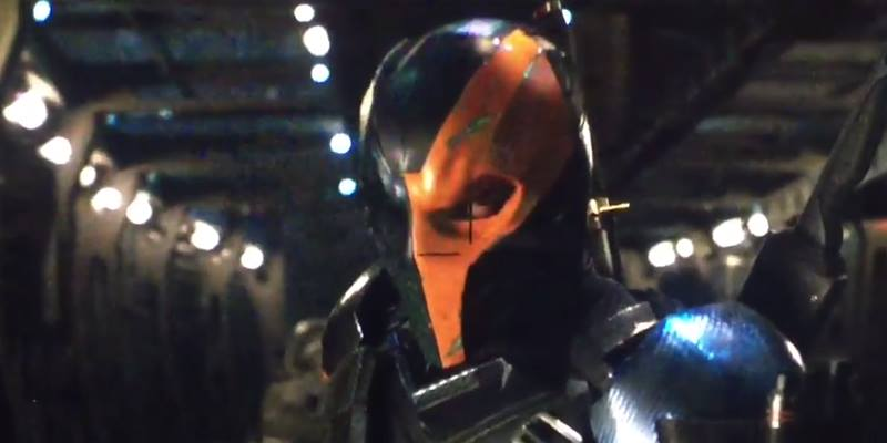 Justice League: Deathstroke nel nuovo video dal set?