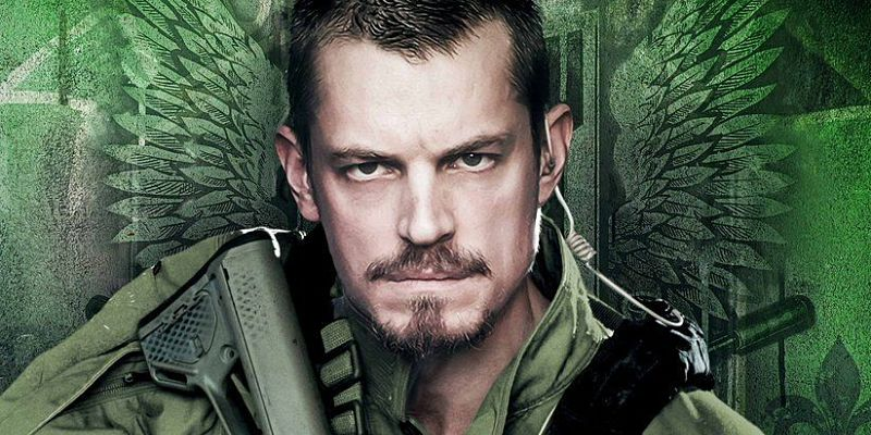 Anche Joel Kinnaman in The Suicide Squad