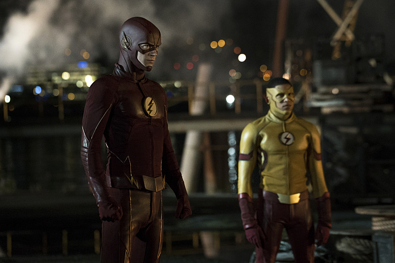 THE FLASH 3 flashpoint foto 6
