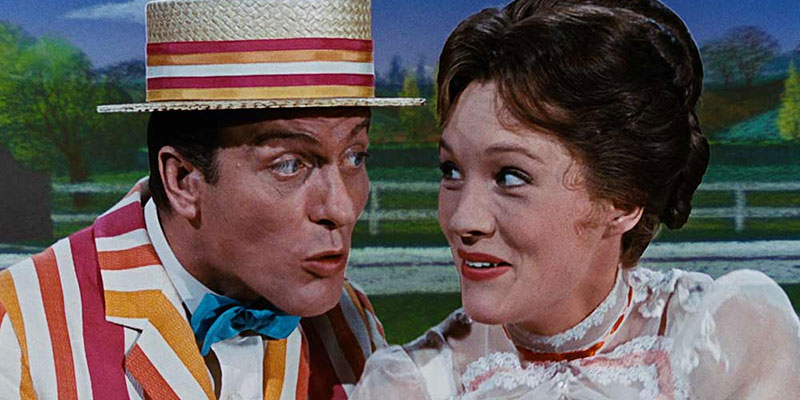 Mary Poppins Returns – Julie Andrews e Dick Van Dyke in trattative per il sequel?
