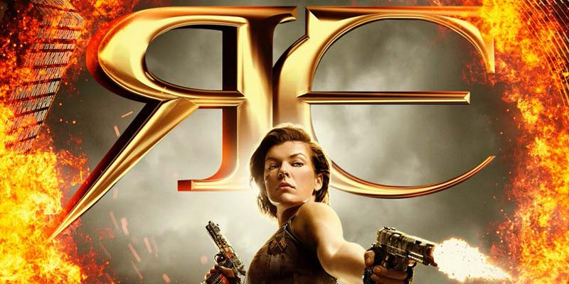 Resident Evil: The Final Chapter – Milla Jovovich nel primo poster