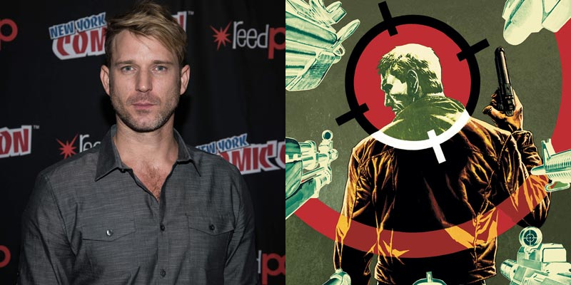 Da Jessica Jones ad Arrow – Wil Traval sarà Human Target