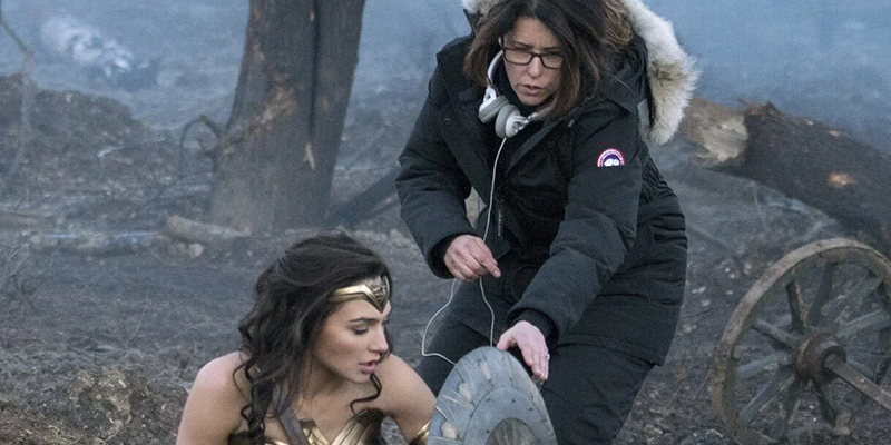 Wonder Woman 2 – Patty Jenkins sta scrivendo il film con Geoff Johns