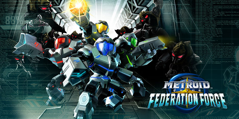 Metroid Prime Federation Force: La Recensione per Nintendo 3DS