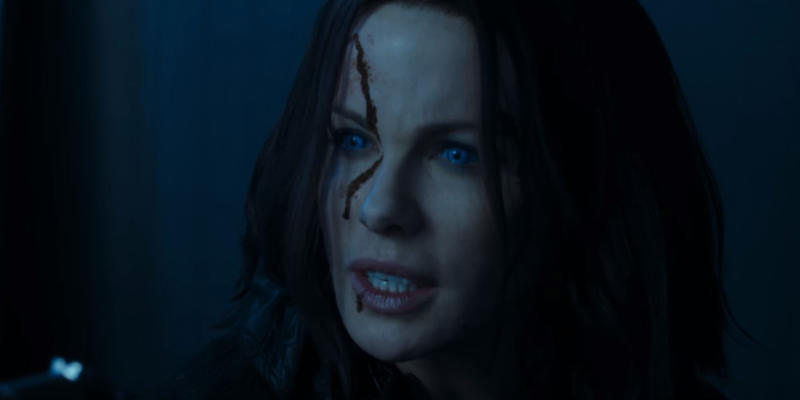Kate Beckinsale è ancora Selene nel primo trailer di Underworld: Blood Wars