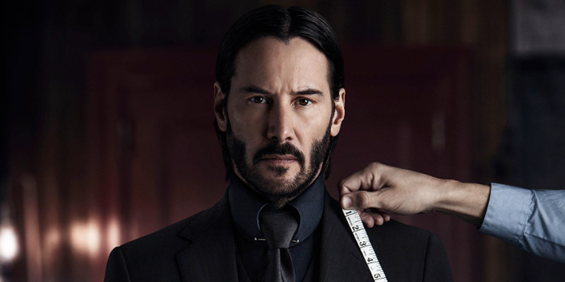 John Wick: Chapter 2 – Keanu Reeves e Scamarcio nelle nuove foto