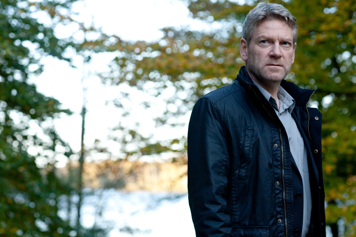 Kenneth Branagh in MASTERPIECE Mystery - WALLANDER III | (C) Lau