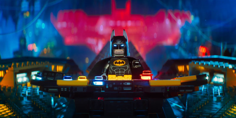 LEGO Batman: Il film – Ecco il Comic-Con trailer in italiano