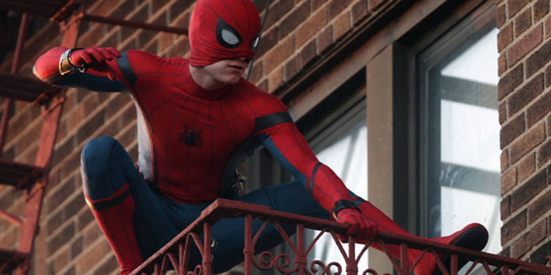 Spider-Man: Homecoming – Nuove foto dal set con Tom Holland in azione