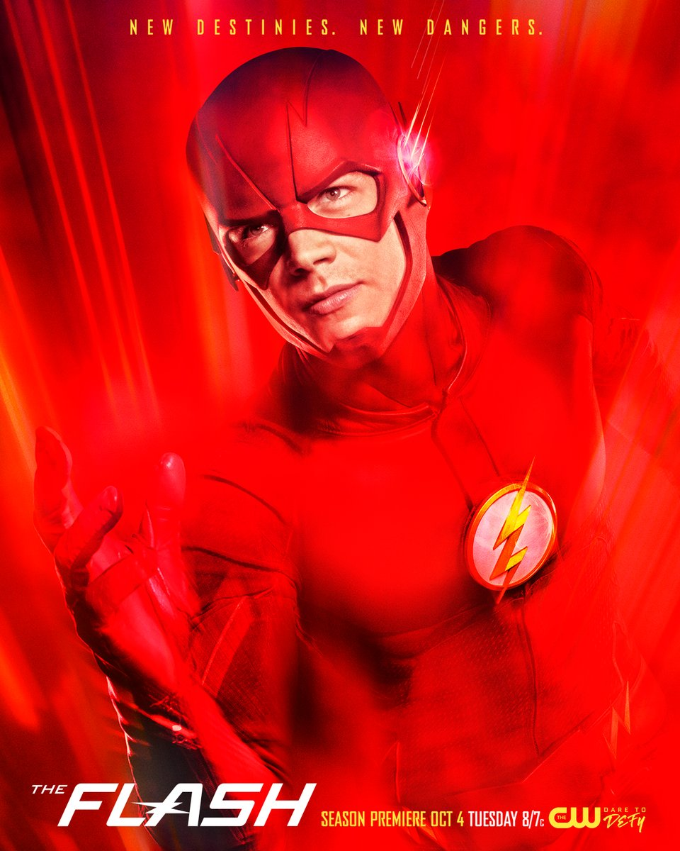 the-flash-3-poster