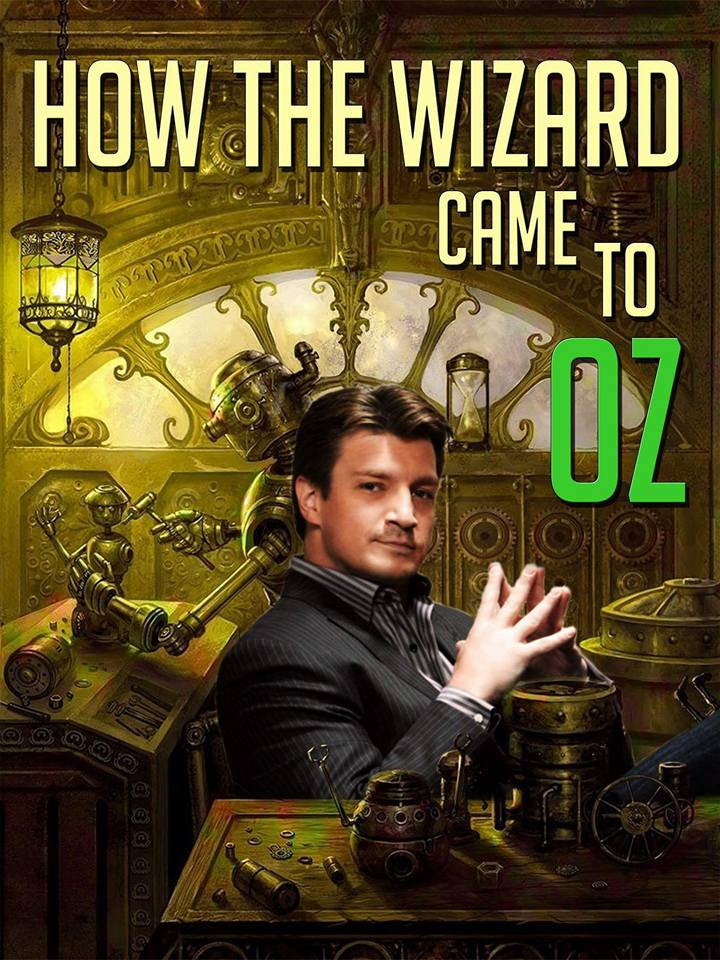 How the Wizard Came to Oz fanart