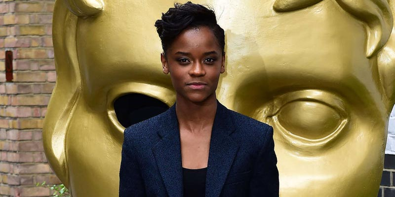 Letitia Wright in Death on the Nile di Kenneth Branagh