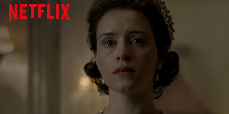 The Crown – Un nuovo trailer italiano per la serie Netflix su Elisabetta II