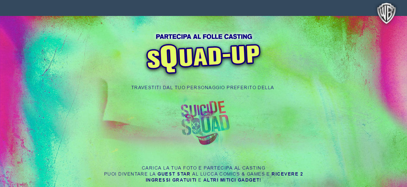 WarnerBros contest  CosplayerSuicideSquad