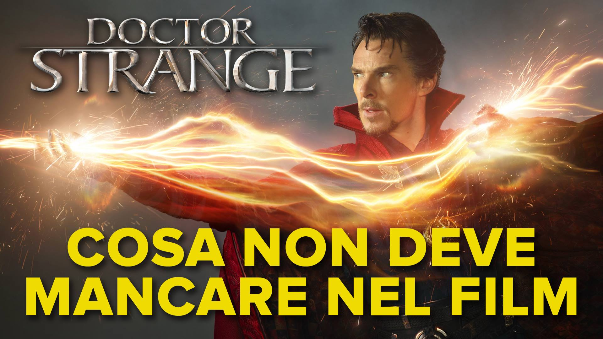 Doctor Strange - la recensione del film Marvel con Benedict Cumberbatch