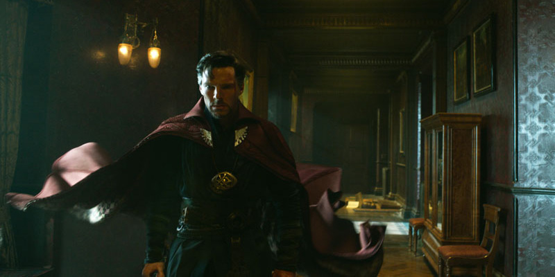 Doctor Strange – Benedict Cumberbatch interpreta due ruoli nel film [SPOILER]