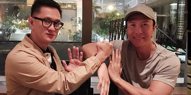 Donnie Yen annuncia Ip Man 4