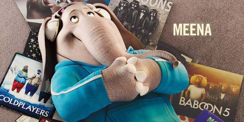 Sing – Ecco i character poster dei protagonisti