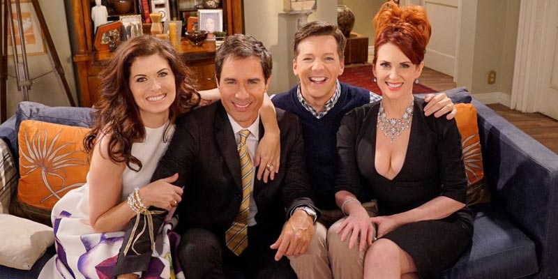 Will & Grace – La NBC vuole riunire il cast per un revival