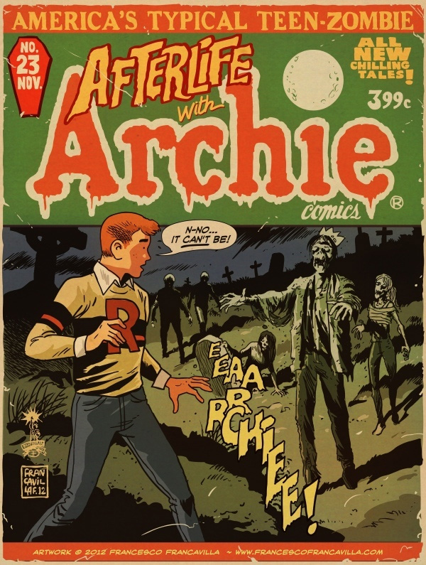 Life with Archie 23